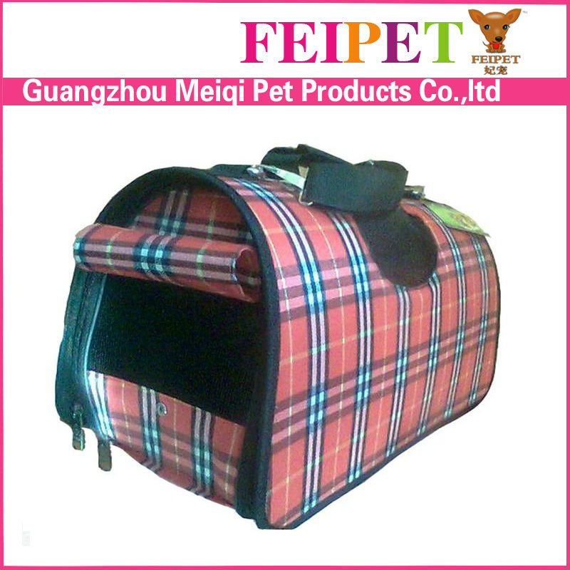 2014 hot sale pvc dog carriers pattern