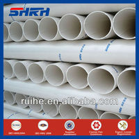 1 inch PVC sprial silence/double walls pipe for stormwater drain
