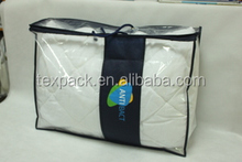 Skype: tpk015 Bedding bag PVC bed sheet packaging