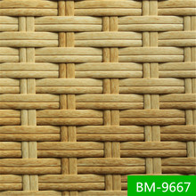 Erosion-resisting Pest Free Rattan Outdoor Furniture Jakarta BM-9667