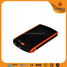 Flexibility 23000mah solar battery panel charger portable power bank for laptop/ tablet