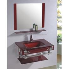 Modern Hot Sale Glass Basin glass wash hand basin