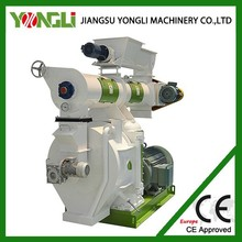 Best selling biomass fuel high quality bio fuel 1.5-2.5 t/h pto pellet mill