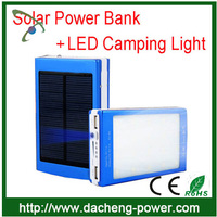 2015 best selling solar cell phone charger 15000mAh portable solar charger for phone