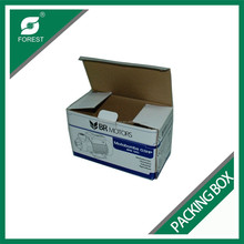 CUSTOM PACKING BOX WITH LOGO TONER CARTRIDGES PACKING BOX CORRUGATED SHIPPING BOX FOR AUTO PARTS