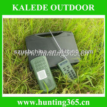 CP-387 Game caller hunting bird mp3 player with timer ( on / off )
