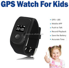 Smart Anti Lost SOS Call Location Finder GPS Kids Smart Watch Phone