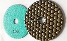 High quality hand tools dry/wet diamond hand polishing pads