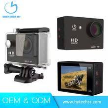 Drivers mini digital camera hd1080p waterproof cheap action camera 60fps