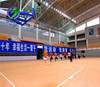Alibaba china PVC wood flooring used basketball floor for sale
