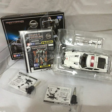 "Takara Tomy KO Transforme Masterpiece MP-17 Prowl Nissan 6"" toy Action Figure"