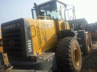 956 china made wheel loader used in road construction for sale