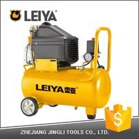 LEIYA used portable diesel air compressor