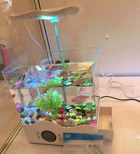 Tank fish tank for sale, coral fish tank, fish tank can be Landscaping