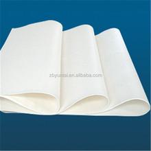 High alumina fire resistant insulation ceramic fiber paper