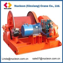 Hot Sale Hoisting Machine Electric Winch of Nucleon