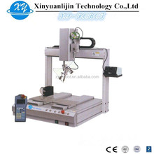 New Design 3-axis high accuracy desktop auto soldering machine