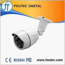 Foutec 2.0 MP English Version WDR POE IR Bullet H264 P2P ip camera For home security