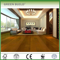12mm Floating European Birch Multilayer Engineered Wood Flooring