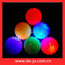Holiday Decoration Light Colorful Anomaly Shape Ball Wholesale LED Crystal Magin Ball