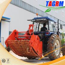 CIF Matadi price MSU1600 cassava harvester /tapioca harvesting equipment export details