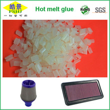 high temperature hot melt adhesive for air filter