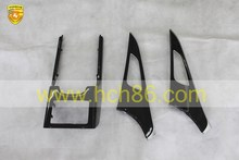 new arrival Carbon interior Dashboard trim for A6 C6 C7