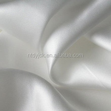 silk feeling acetate polyester fabric for lining