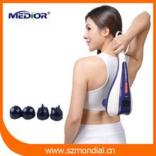 Health Care Back Pain Relieve Chinese Vaginal Massage Stick Vibrating Hand Massage Machine