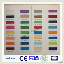 2015 multicolor popular athlete sports match cure tape kinesiology label muscle tape special type label kinesiology tape sample