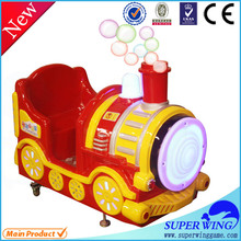2015 wholesale new arrival entertainment train with track for children