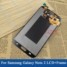Brand new lcd for samsung galaxy note 2 n7100 lcd dokunmatik ekran