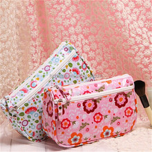 2015 cheap wholesale cute oxford cosmetic case,portable cosmetic case