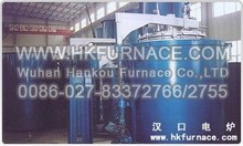 High Elevated temperature nitrogen heat treatment furnace with good quality
