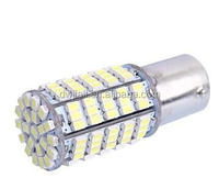 bus led display screen 1157/BA15S 12W 850LM 127x3020 SMD led corn bulb/brake/interior light