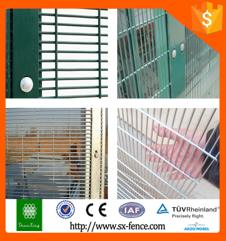 Pvc Coated Wire Mesh Fence For Boundary Wall,Decorative Wire Fence ...
