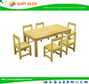 Professional Supplier for Unique and Adorable Kindergarten Furniture Ikea Wooden Children Desk And Chair Set