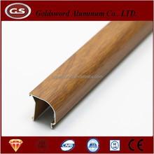 China manufacture high qualitty customized aluminium window trim profiles