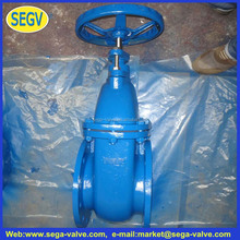 "2"" inch cast iron stem gate valve"