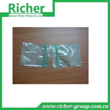 small zipper plastic bag packaging for candy