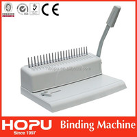 office A4 ring binder machines