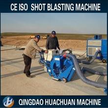 Floor paint removal machine / shot blasting equipment