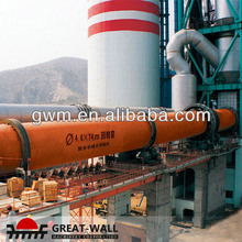 activated carbon calcining cement clinker rotary kiln for ores and coal supplier