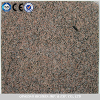 High quality natural red granite stone