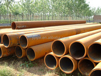 ASTM A106/A53 Gr.B mild Carbon 16 inch sch40 Seamless Steel Pipe/Tube In Low Price Per Ton