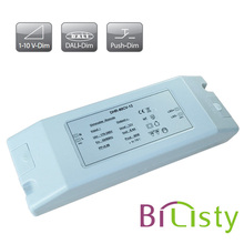 70w constant current push dimming led driver 28v led driver with CE SAA