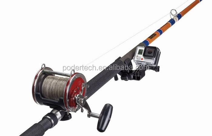 Gopros fishing mount