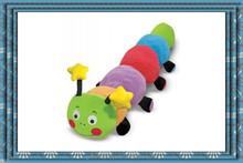 EN71 cute stuffed soft toy plush worm