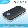 Hot in China intelligent power bank with charging cable