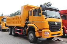 2015 SINOTRUK 6x4 dump truck/Tipper Truck /Best Price